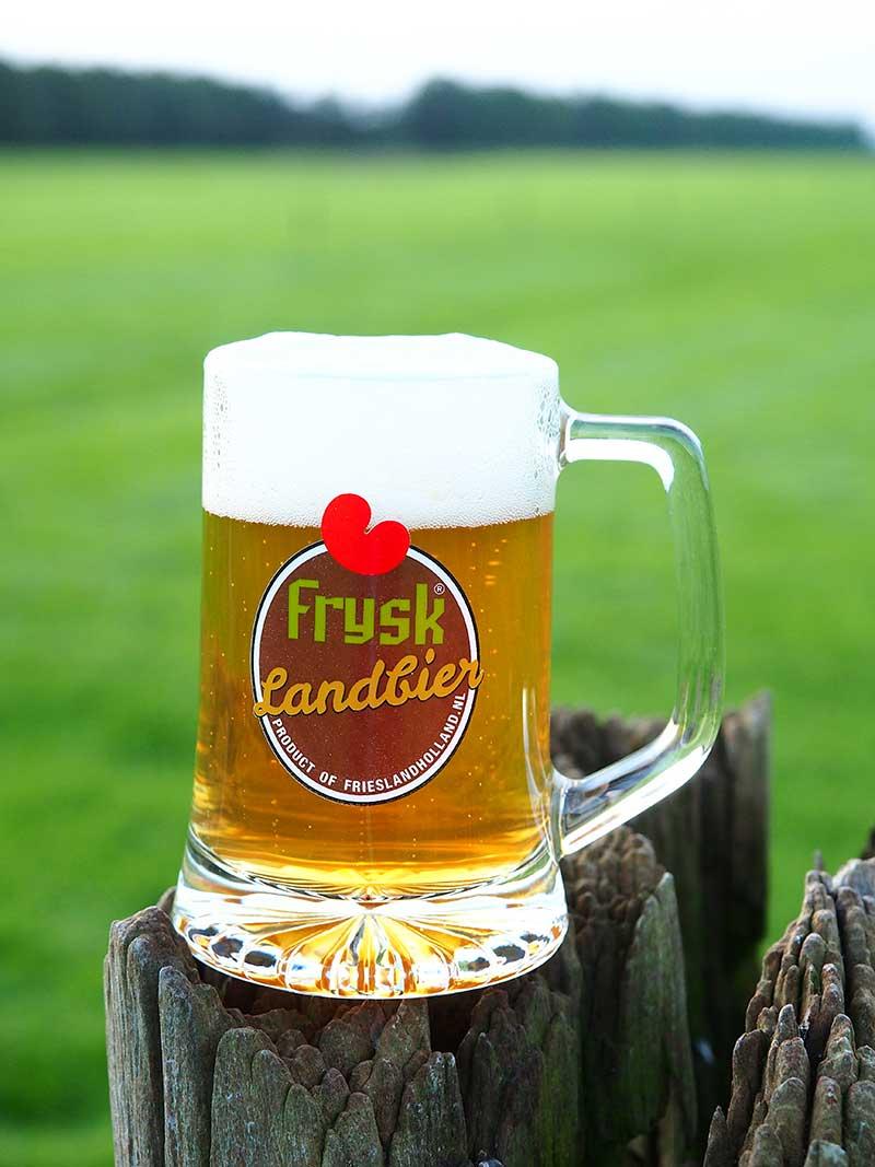 Frysk Landbier. Fris zoals Friesland is!