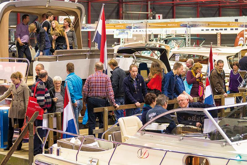 Internationaal. Boot Holland in WTC Expo werkt mede met het oog op Leeuwarden Culturele Hoofdstad van Europa in 2018 aan een Europese status. Er kwamen al veel Noord-Duitsers naar de Friese watersportbeurs, maar nu is het vizier op heel Europa gericht.