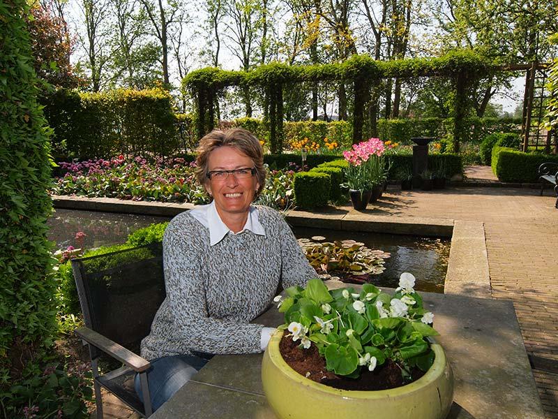 'De tuinen van Lipkje Schat', Polenweg 9, Bant (Noordoostpolder). Info: www.lipkjeschat.nl