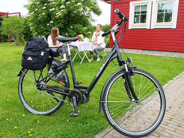 De ALBA Ciclone Elfsteden Edition kost € 2.649,-. De fiets wordt verkocht door Weerman Wielersport, Hoofdstraat Oost 13 in Wolvega, tel. 0561-614419, http://www.weermanfietsen.eu/. De firma, gespecialiseerd in e-bikes en racefietsen, levert de fietsen in heel Friesland en grensgebieden, eventueel met pechservice van Friesland Holland Assistance. Bij pech krijgt u een vervangende e-bike en wordt de eigen fiets gerepareerd door Weerman en na herstel weer bij u afgeleverd. Deze unieke mobiliteitsgarantie hebben ook de gasten van Friesland Holland Travel, de fietsvakantiespecialist van het bureau voor toerisme van Fryslân.