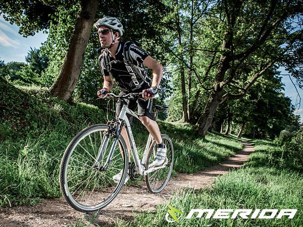 De mountainbikesport wordt beoefend op daarvoor bestemde paden. Fotografie: Merida Bikes.