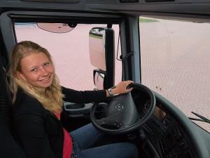 Dorien Hielkema van Verkeersschool Hielkema in Heerenveen