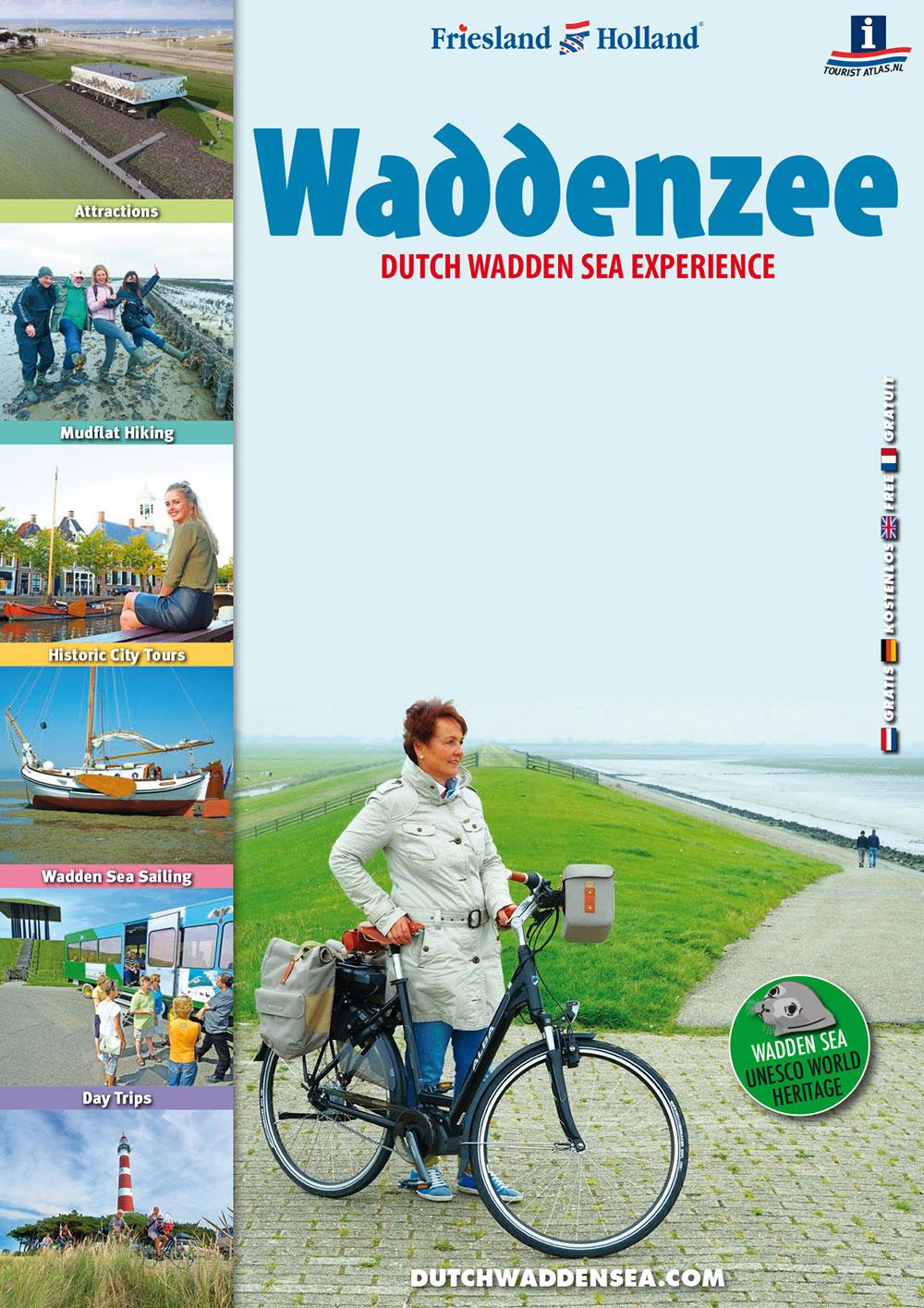 Nieuw magazine en website Waddenzee: routes, arrangementen en streekproducten