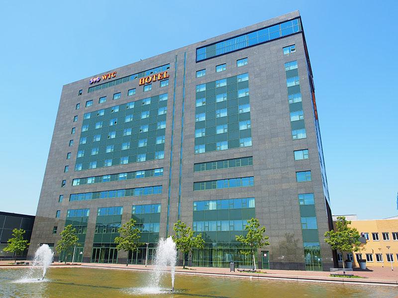 Zeer geschikt voor touroperating richting Amsterdam, het WTC-Expohotel van Westcord in Leeuwarden.