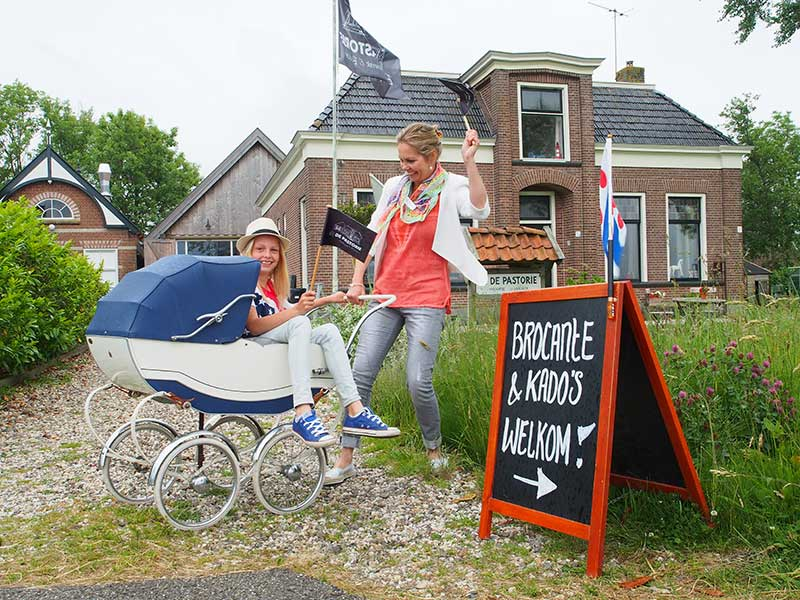 bed and breakfast Bij De Pastorie in Reitsum