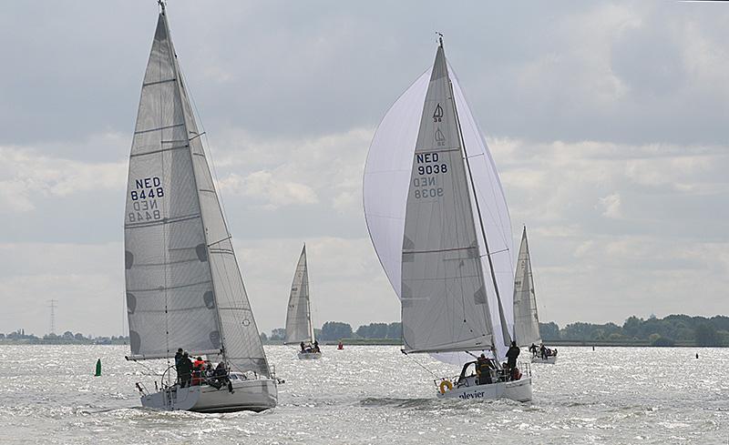 De vloot van Waterland Yacht Charter.