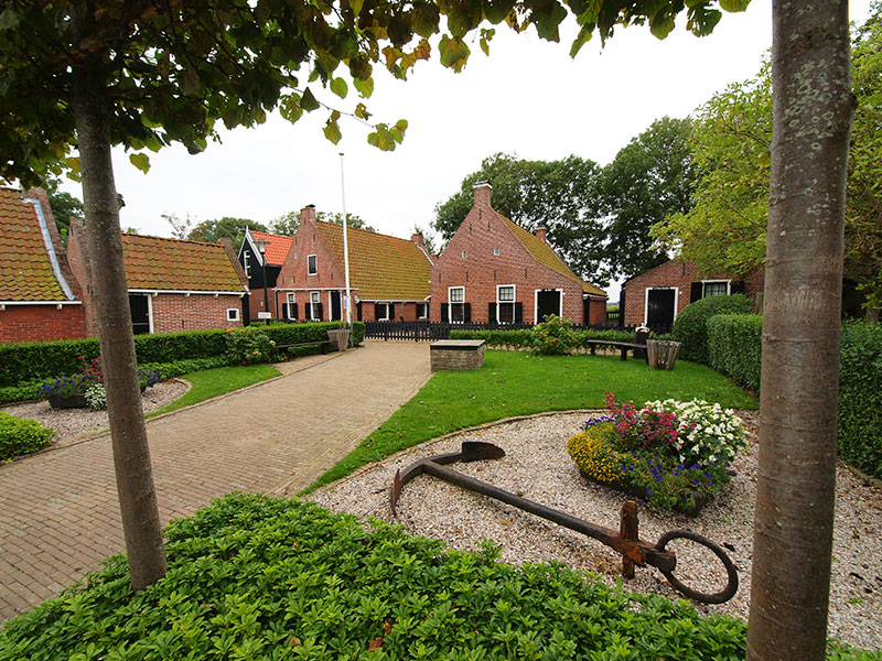 Museum 't Fiskerhúske is een onderdeel van de Markant Friesland museumroute. Info: www.markantfrieslandroute.nl