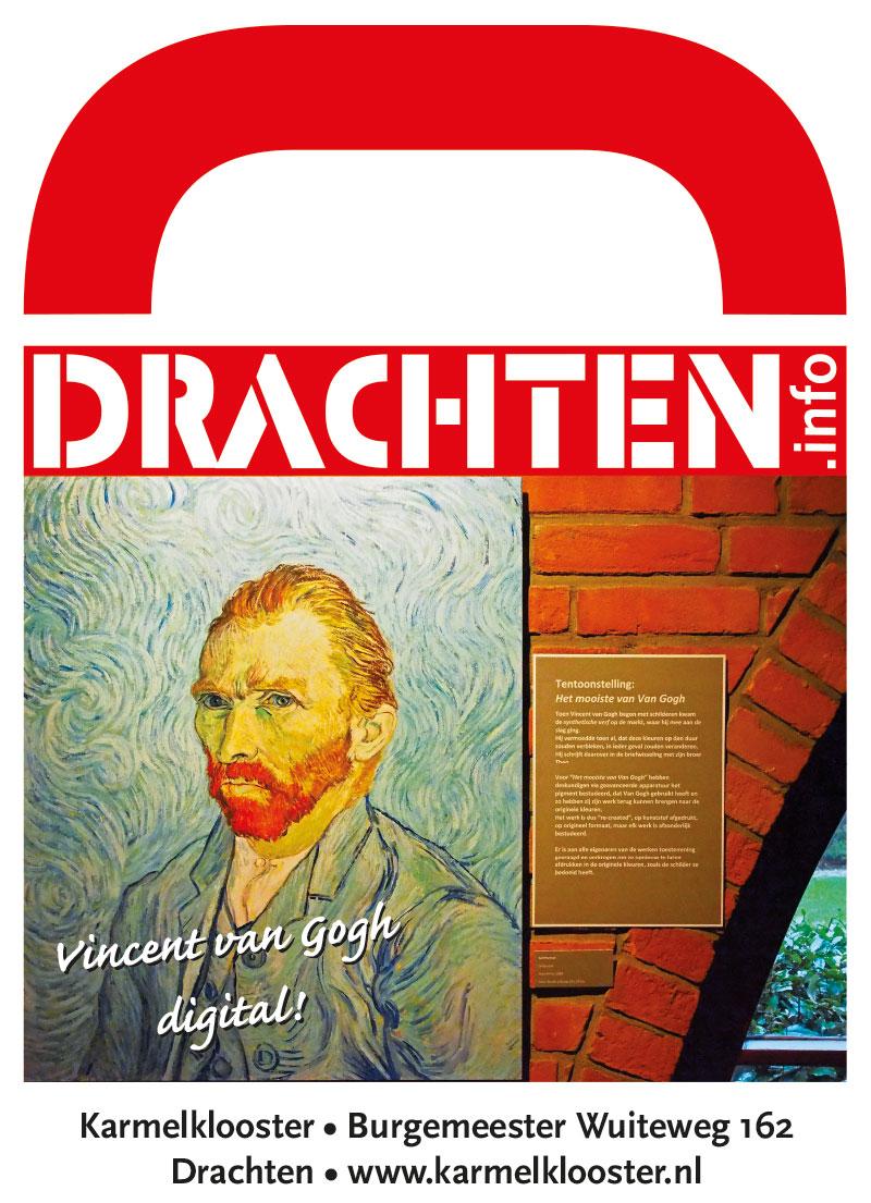 Van Gogh digital.