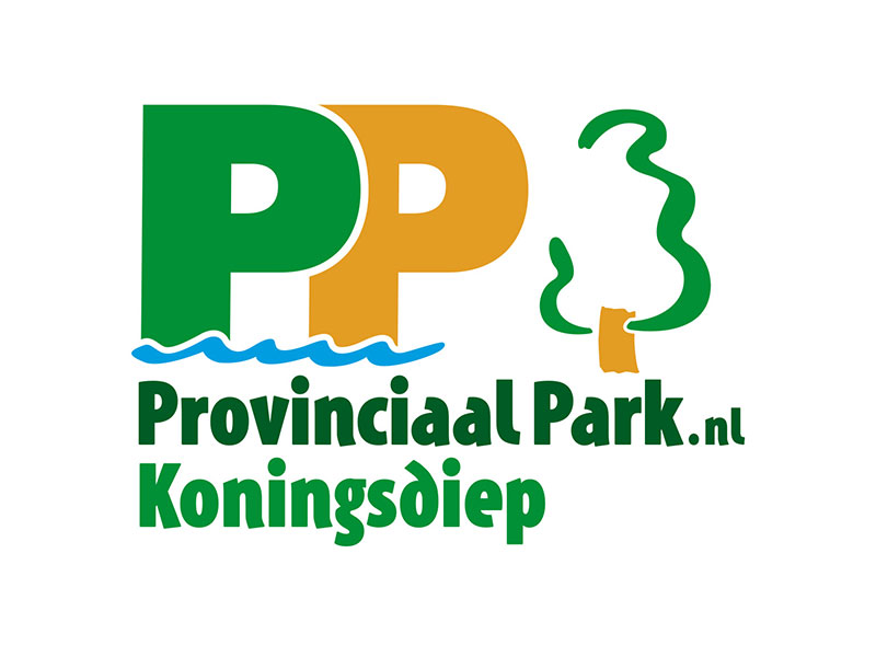 Provinciale Parken: Landschappelijk en cultuurhistorisch unieke Friese streken. Logo's: © Friesland Holland Marketing.