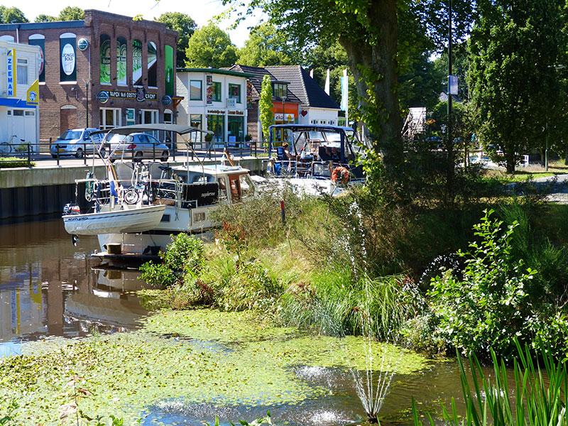 De Turfroute zorgt voor leven in de brouwerij in het anders stille Oosterwolde.
