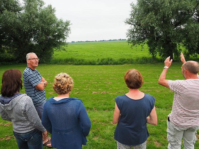 De Eisenbergers krijgen tekst en uitleg tot aan de horizon van Aldert en Anneke de Boer en Jetty Tromp.