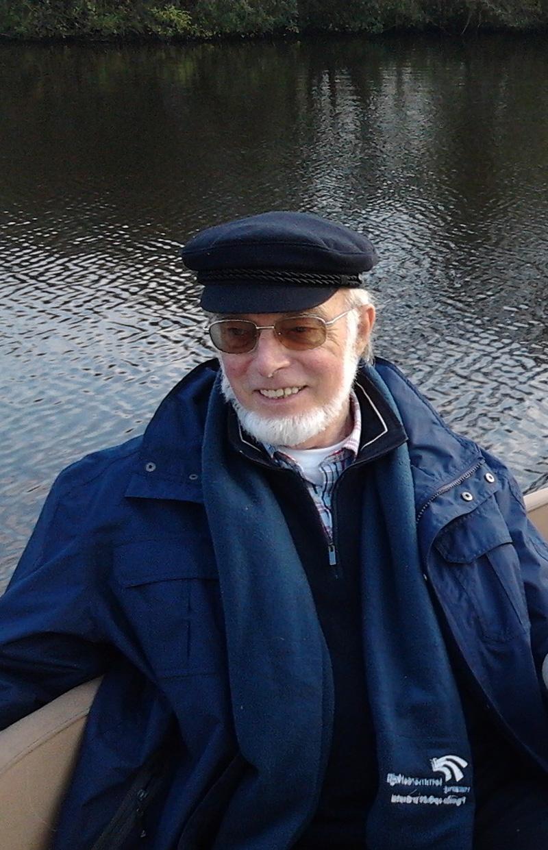 Oprichter en nog steeds vennoot van Friesland Charter, Joop Koopmans (79) uit Wirdum.