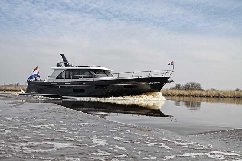 De Evolve van Super Lauwersmeer.