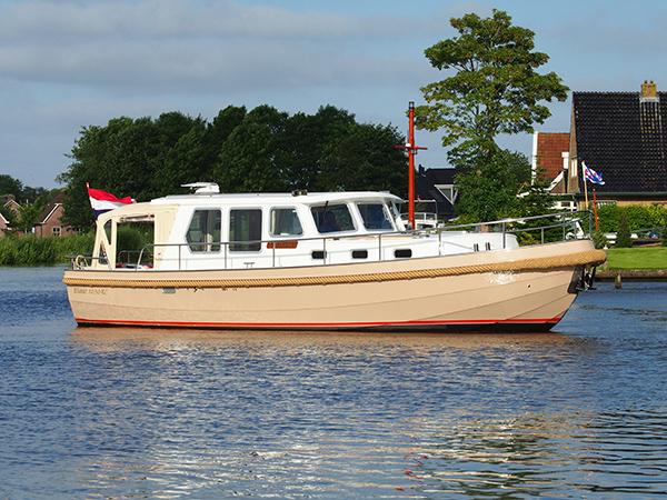 De Wiidvlet 1050 RC 'Friederike'.