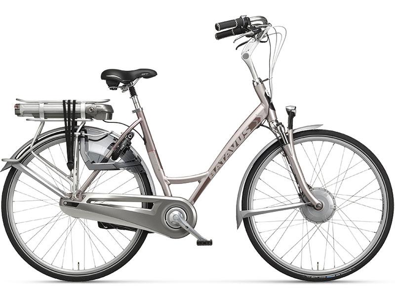 De populairste E-bike, de Batavus Monaco E-go. Info: http://www.batavus.nl/elektrische-fietsen/Monaco-E-go-.htm