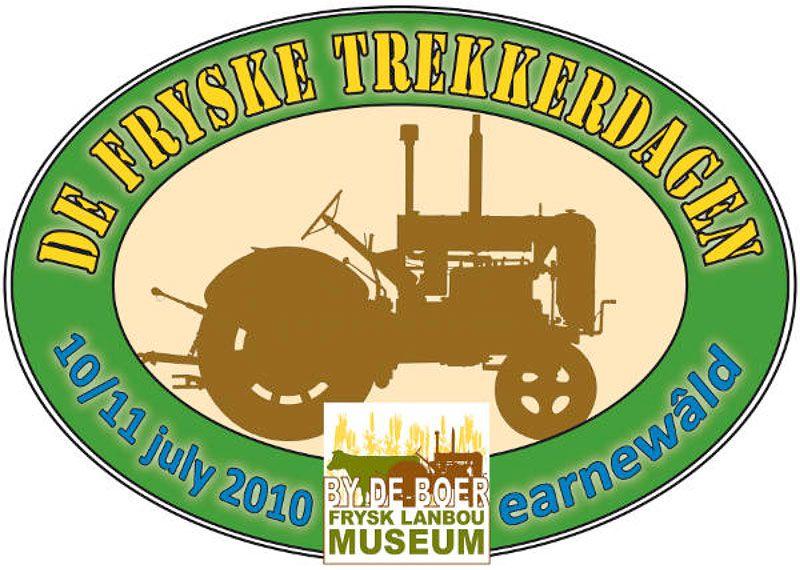 Op zaterdag 10 en zondag 11 juli a.s. organiseert het Fries Landbouwmuseum in Earnewâld de ''Fryske Trekkerdagen''.