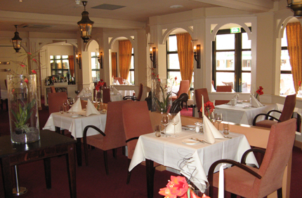 Restaurant De Oranjetuin.