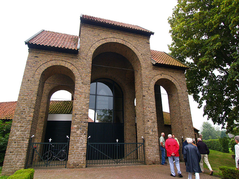 De Bonifatiuskapel in Dokkum.