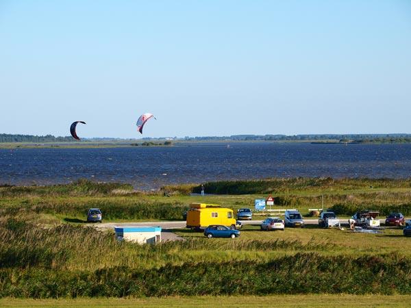 Surfparadijs Lauwersmeer.