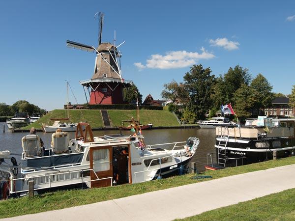 Markant Friesland Cruise: Dokkum.