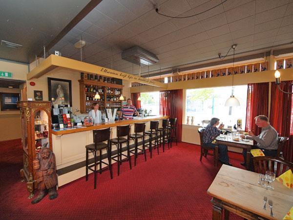 De Daaldersplaats: Elfstedenhotel en –restaurant.