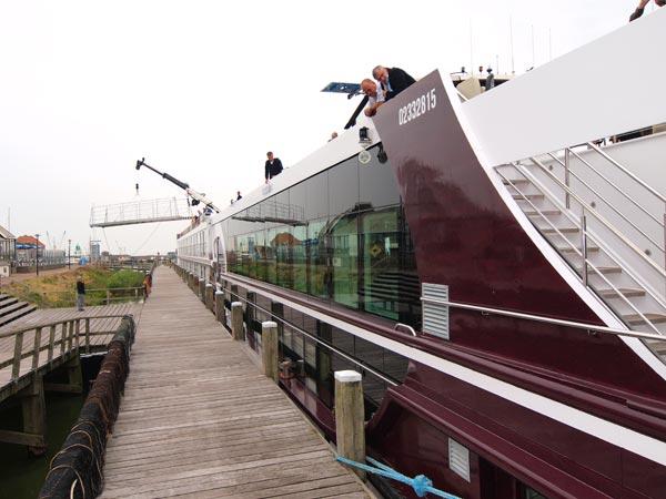 De Excellence Royal, 3 augsutus 2011 in Stavoren. Foto's: Albert Hendriks.