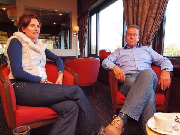 Gerlof en Coby Bleeker zien het helemaal zitten in Franeker. Samen met Friesland Holland Travel ontwikkelen ze nieuwe arrangementen voor de nieuwe WaddenzeeLand vakantieformule van het bureau voor toerisme.