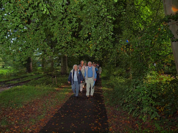 Het bureau voor toerisme Friesland Holland promoot Oostellingwerf in het kader van zijn Friese Wouden vakantieformule