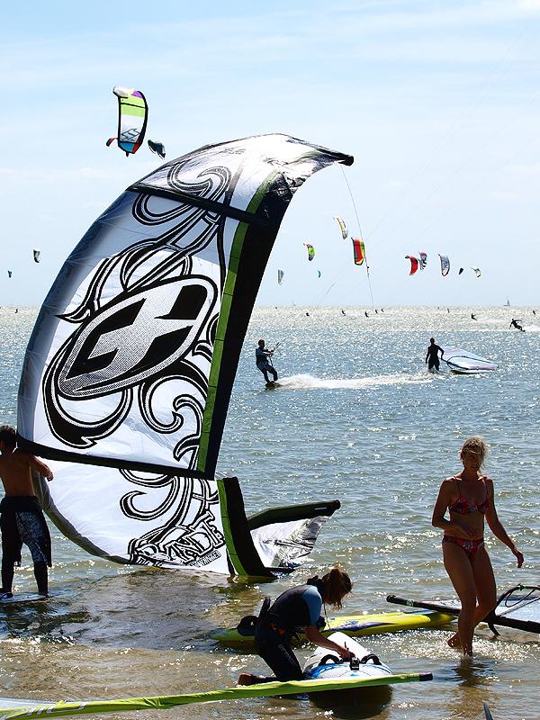 Surfspot Mirns.