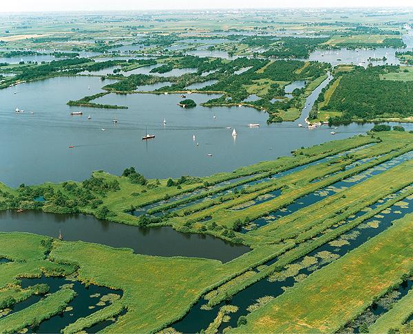 Nationaal Park 'De Alde Feanen'.