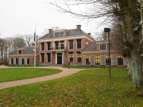 Een Roodbaard-tuin: Stania State in Oentsjerk.