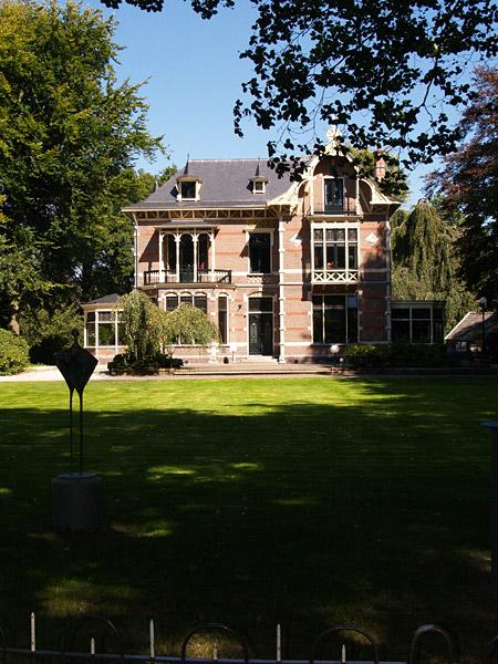 Villa Vredewoud.