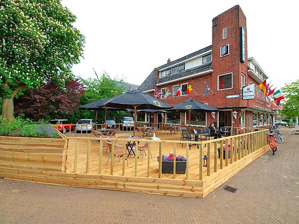 De Daaldersplaats is het eerste Fries Restaurant®, een formule van het bureau voor toerisme Friesland Holland.