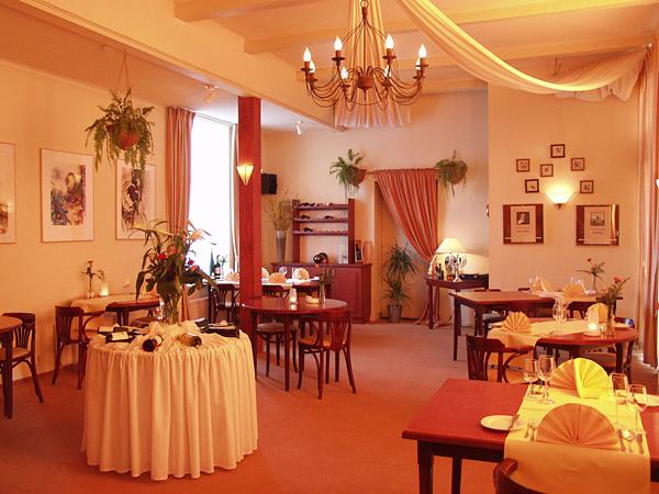 Hid Hero Hiem is een romantisch hotel.