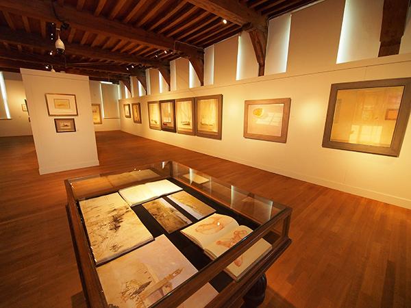 Een kijkje in de ridderzaal waar werken van de Friese kunstenaar Jan van der Kooi in een unieke ambiance indruk maken.