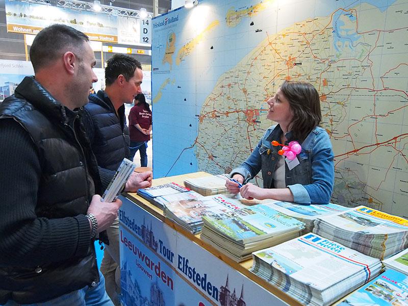 Oh heden, hoe bevaren we de Friese Elfsteden? Penelope Hagendoorn van Sneek Promotion en restaurant De Walrus weet het!