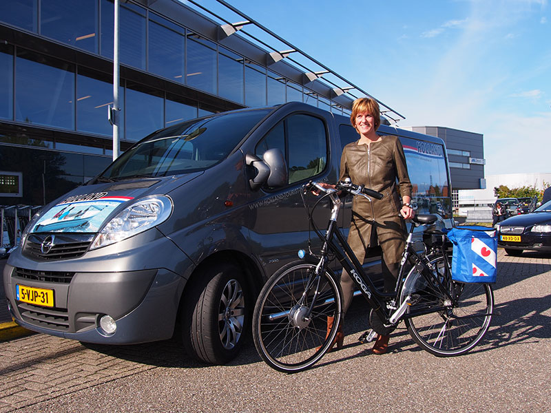 VIP Shuttle Service powered by Friesland Holland Travel Service.