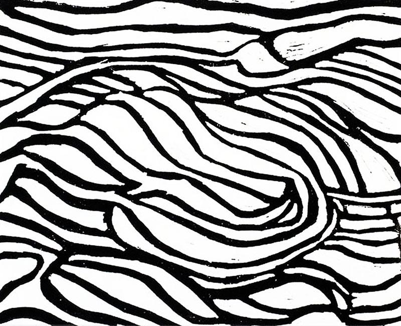 Famke Hajonides - schilderijen / grafiek