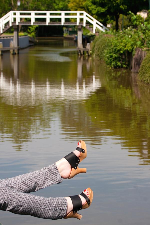 Vrolijke Fryskes, gefotografeerd door Edwin de Jongh.
