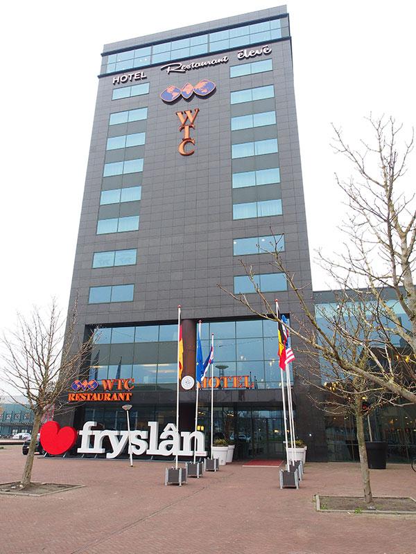 Wel leuk in Nederland, maar niet praktisch in het buitenland: Fryslân.