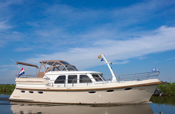 Privilege, made by Aquanaut Yachting Holland Sneek.