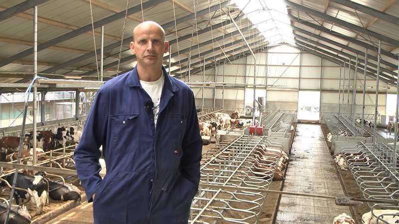 Agrariërs in de Groote Veenpolder, aan de rand van natuurgebied Rottige Meente in Weststellingwerf, hebben hun staldeuren opengezet in een app van IZI.Travel.