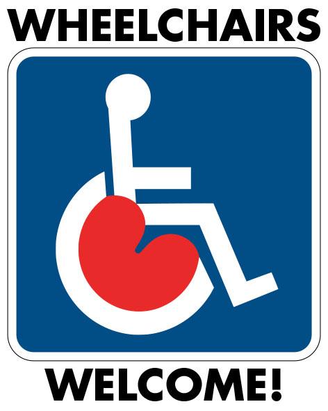 Wheelchairs Welcome Toeristisch Fries Nieuws