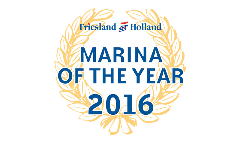 Friesland Holland Marina of the Year 2016