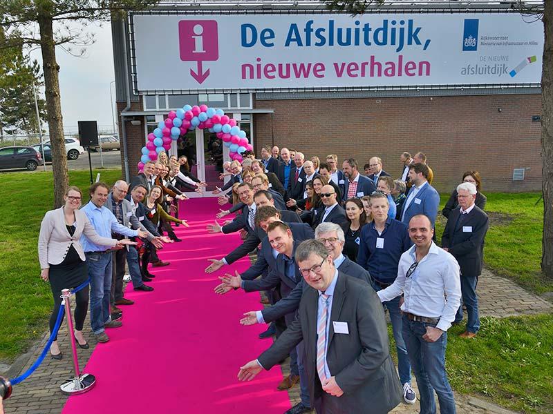 Friesland en Noord-Holland hebben de rode loper uitgelegd voor de toerist.
