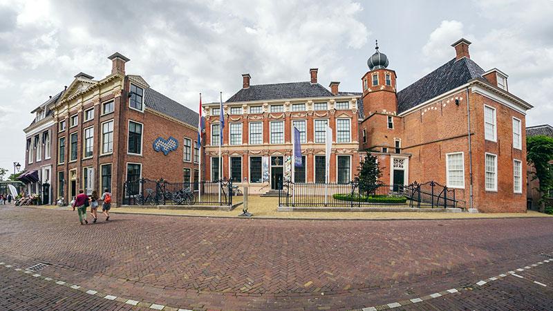 Keramiekmuseum Princessehof. Fotografie: Hans Jellema.