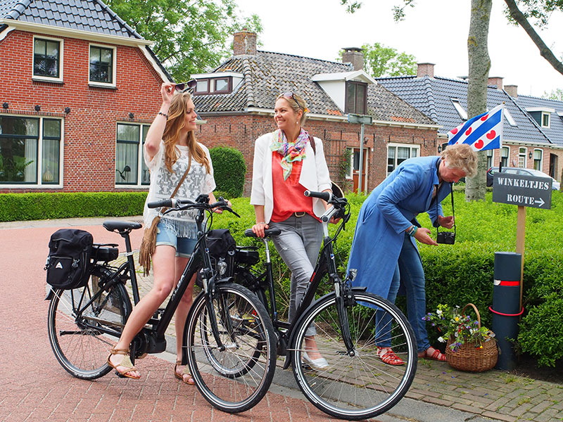 Shopping Paradise Friesland.