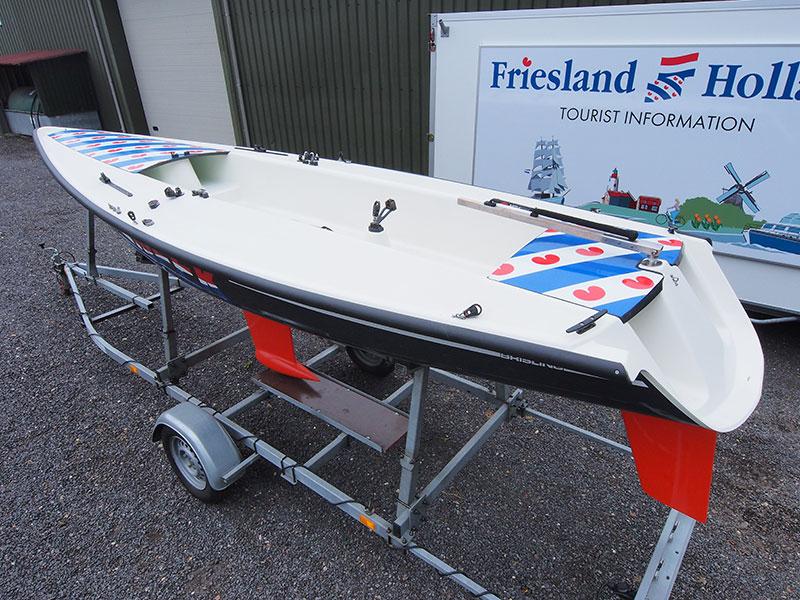 De unieke Brisling van Friesland Holland.