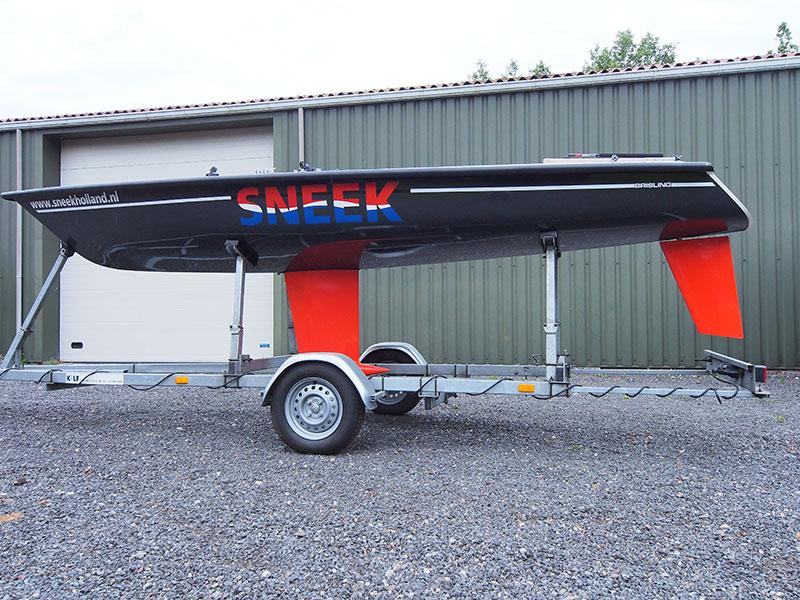 Friesland Holland verkoopt pijlsnelle zeilboot vanwege komst nieuwe promotieboot