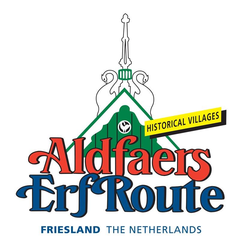 Logo Aldfaers Erf Route